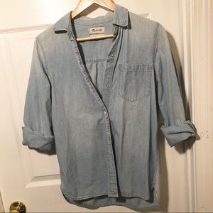 Madewell Classic Jean Button Down